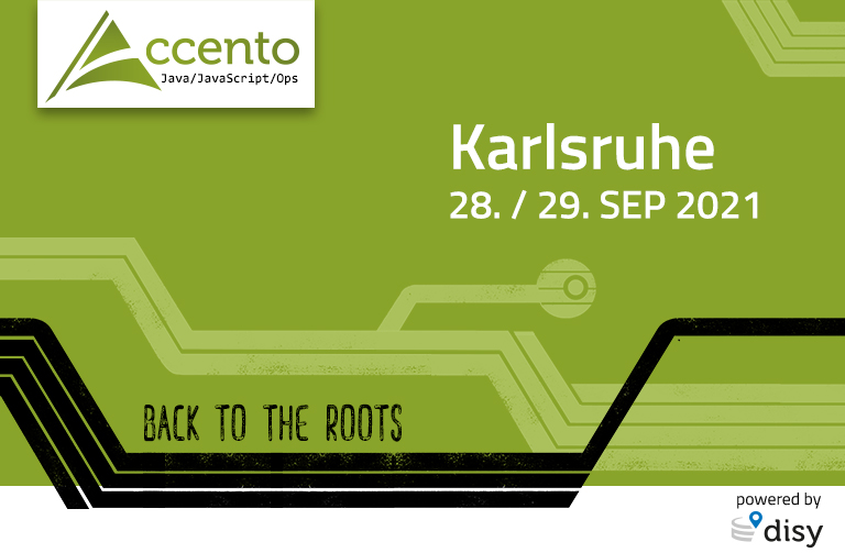 Dritte Accento im September 2021: Back to the Roots