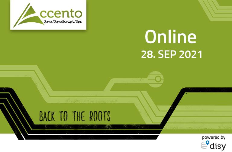 Accento 2021 findet erneut als Online-Konferenz statt