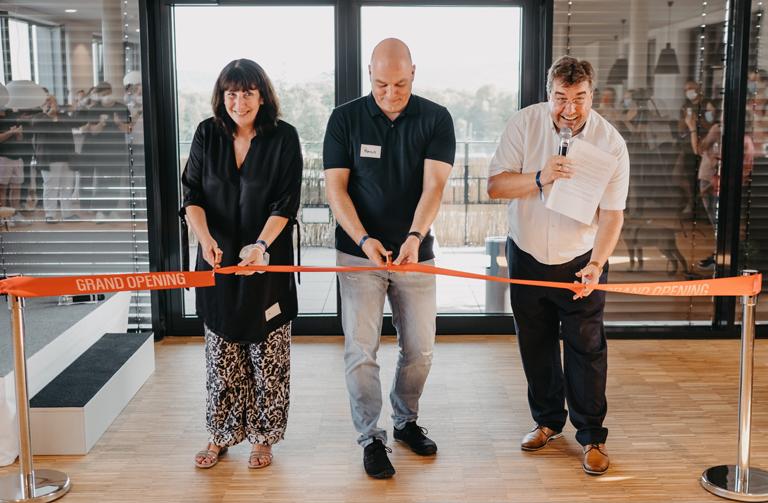 Technologiestandort Karlsruhe wächst – Disy wächst mit