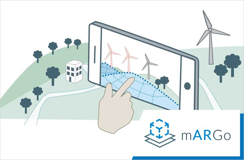 Mobile Augmented Reality auf Basis von Geodaten