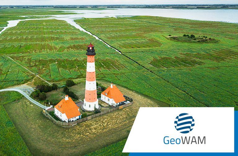 Neue Geodaten durch Radarbefliegung