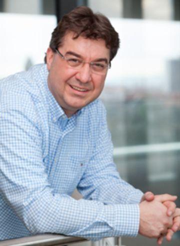 Claus Hofmann, Geschäftsführer Disy