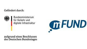 Logo BMVI / mFund