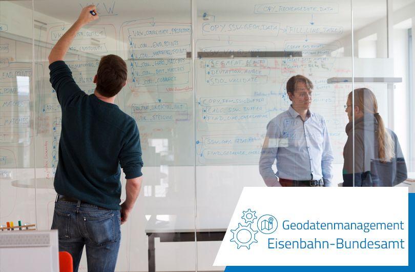 Geodatenmanagement im Großen: Strategische Lärmkartierung für das EBA