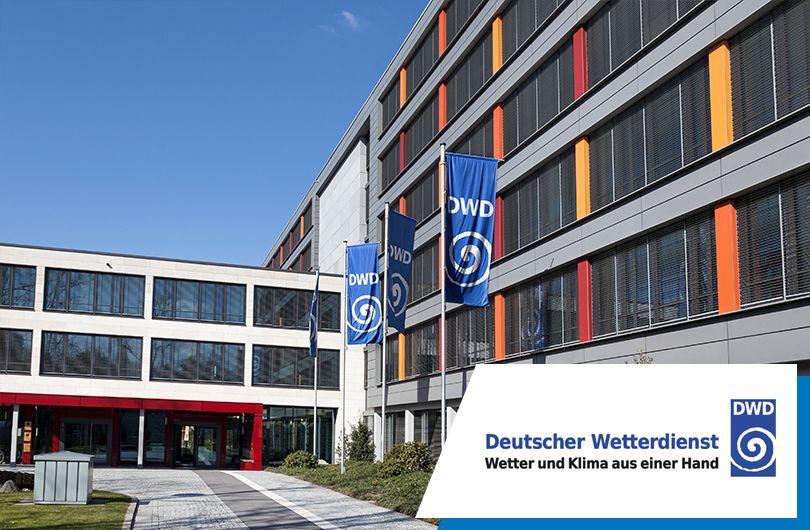 Entwicklung von Web-Anwendungen für den Deutschen Wetterdienst