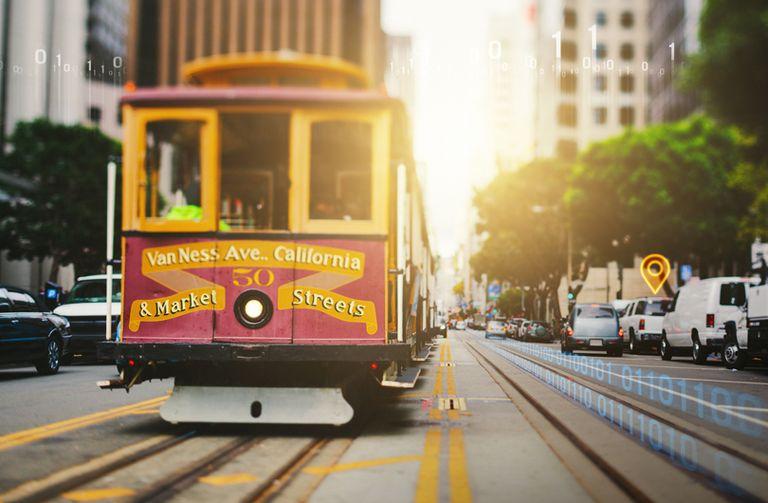 Verkehrsbetriebe San Francisco managen Mobilitätsdaten mit Software von Disy