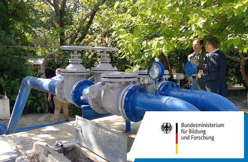 Neues Frühwarnsystem für Quellwasserverschmutzung in Jordanien