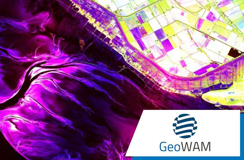 GeoWAM will bessere Geodaten für das Wassermanagement liefern