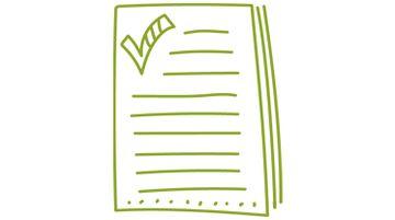 Bewerbung bei Disy: Schritt 1 Bewerbungsunterlagen