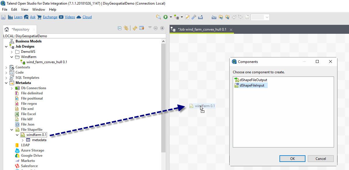 Geo-ETL Tutorial: How to integrate geodata into ETL processes - Disy
